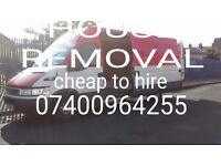 Man with van.will beat any quote,reliable &honest man with van.house removal,delivery,dump from£10