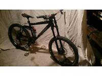 2005 kona stinky dh mountain bike