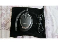 **BRAND NEW** Pioneer SE-NC70S Headphones, noise cancelling
