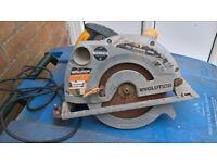 Evolution circular saw and blade