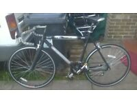 racing bike in good condition