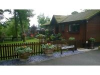 Country Lodge for sale located in rural Lancashire