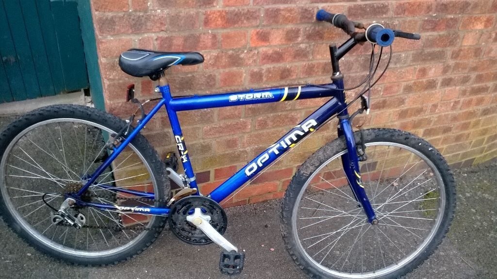 Men S Optima Storm Bike 26 Wheels In Leicester Leicestershire