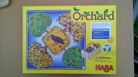 Orchard quality board game by HABA