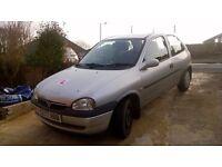Vauxhall Corsa 1.0 i 12v 3dr
