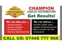 LEAFLETS DISTRIBUTION 4 YOU