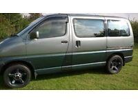Toyota Granvia Campervan 3 LTR Turbo Diesel, Auto, Day van