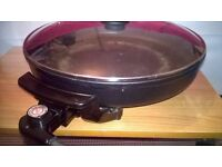MULTI COOKER ELECTRIC FRYING PAN