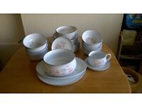 50 piece Denby 'Encore' dinner service.