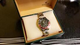 Rolex wristwatch watch gold style submariner datejust gmt green Celtic free loc del fashion eid gift