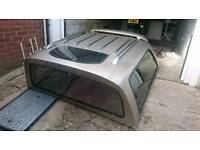 Isuzu pick up alpha gte canopy pre 2004, tf model.