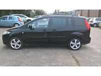 2006 MAZDA 5 DIESEL 7 SEATER LOW MILES IN SUPERB CONDITION