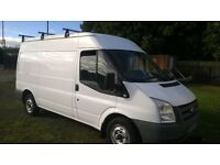 Ford Transit 280 van mwb m/roof van 59reg ENGINE NEEDS ATTENTION only 41,000 miles