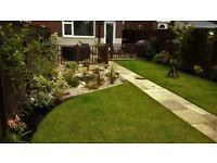 Garden tidy / Landscaping / Pressure washing / Garden services