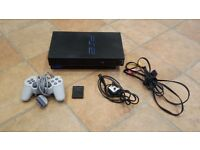 Sony Playstation 2 Including 20 Games
