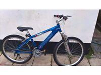 Saracen Aluminium bike