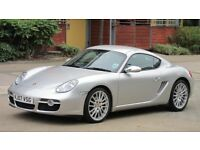 "Porsche Cayman 2.7, Manual, 2007, BOSE, Black leather, 19"" wheels, new tyres, Full service history"