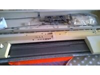 Brother KH910 Electronic Knitting Machine, just serviced, many many extras, great bargain