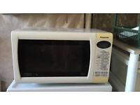 Panasonic microwave oven Model NN-T551W
