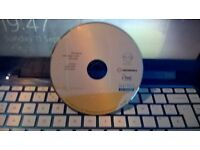Vauxhall Sat nav disc 2006 bargain £8 free postage