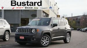 2016 Jeep Renegade North | DEMO