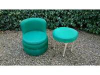 Bedroom chair/stool