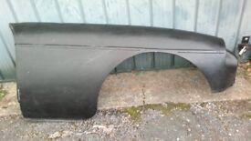 MGB-GT Crome bumper model wing