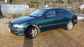 Toyota Avensis 2.0 CDX Auto 1998