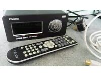Dvico TVIX M-6500A Digital HD Media Streamer Upnp with 1.5TB HDD Fitted