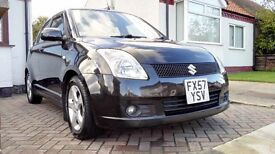 Suzuki swift 1.5glx low mileage! Keyless entry