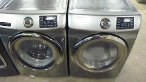 106- Laveuse Sécheuse Frontales SAMSUNG VRT STEAM  Frontload Washer and Dryer