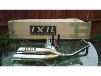 Honda pcx 125 IXIL exhaust non ESPmodel