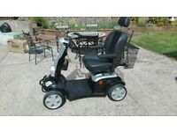 Kymco Maxi XLS 4 Wheel 8mph Mobility Scooter
