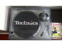Technics 1200 Direct Drive Turntable Deck, MINT condition, as new