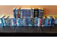 Sci-Fi VHS Videos Set