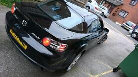 Mazda rx8 Bargian only 67k have recipte that the engine was rebulid bose Audio system