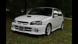 Toyota Starlet Glanza V 1.3 TD04 PX 1998