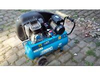 ABAC PRO A29B 50 CM2 (B289/50) Belt Drive Air Compressor (2HP 50 Litre 9 CFM)