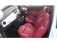 Fiat 500 1.4 2008 08 reg