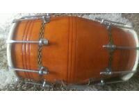 Dholak Dholki percussion instruments Tabla Drum