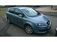 SEAT Toledo Stylance 1.6l 8v 5-dr compact saloon