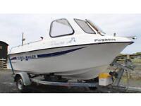 Predator 165 Sea Angler Fishing Boat