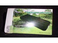 Single Inflatable Air Mattress/Air bed