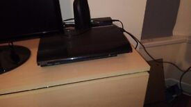 PLAY STATION 3 + GAMES