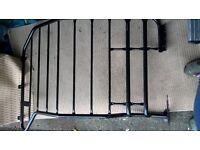 peugeot bipper half/bulkhead/security cage/bars