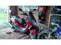 I've few scooter for sale take a look ask for john
