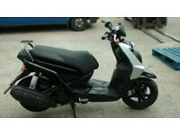 Yamaha 125 scooter
