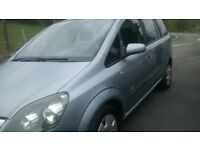 new model zafira 7 setter for parts