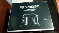Machine Nespresso neuve