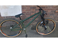 Saracen cr3 2017 jump bike, Perfect condition bought 2 months ago for £800,